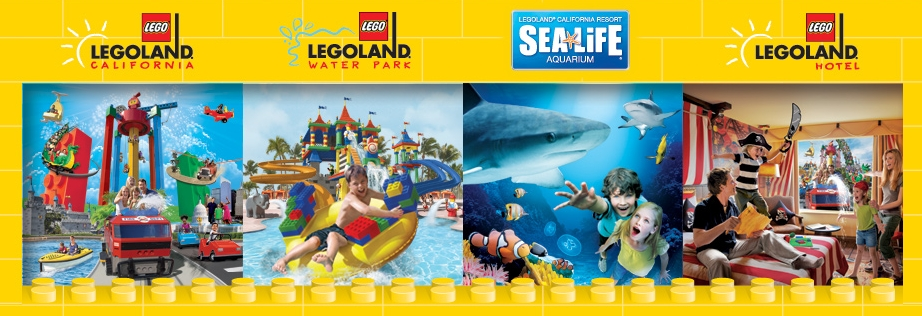 Legoland is without a doubt one of the most recognizable brands of amusement parks on the planet. Today it maintains a strong presence in Denmark, Germany, Malaysia, the United States, and the United Kingdom/5.